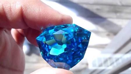 اكتشاف خمس ماسات زرقاء في جنوب إفريقيا