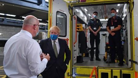 بريطانيا.. أكثر من 6000 إصابة بكوفيد-19 خلال 24 ساعة