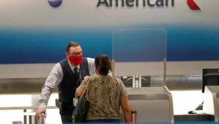 الولايات المتحدة.. قطاع الطيران يبدأ اليوم تسريح عشرات آلاف الموظفين
