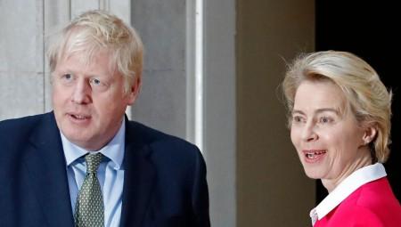 جونسون: بريطانيا بوسعها أن تزدهر بقوة دون اتفاق تجاري مع الاتحاد الأوروبي