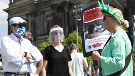 ألمانيا.. فرض حظر التجوال في كبريات المدن لوقف زحف كورونا