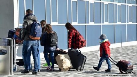 طالبو اللجوء إلى  المملكة المتحدة في مواجهة مع الموت