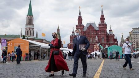 عاجل .. روسيا تسجل عددا قياسيا من الإصابات اليومية بكوفيد-19 بلغ 12126 حالة