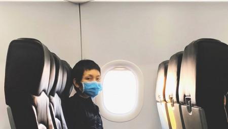 مقاعد طيران للمسافرين الذين يرفضون ارتداء الأقنعة