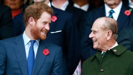 هل سيسبق الأمير هاري الزمن ليقول وداعاً جدي؟