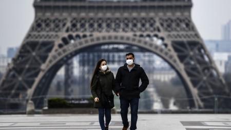 عاجل .. الإغلاق التام لمدة شهر في باريس