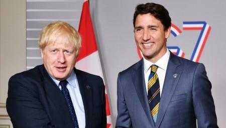 كندا تصادق على اتفاقية استمرار التجارة مع المملكة المتحدة
