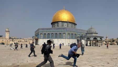 مساجد لندن توقع على بيان لوقف الهجمات الإسرائيلية على المسجد الأقصى