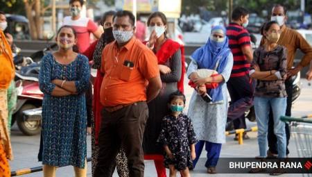 الهند.. موجة كوفيد الثانية تفتك بالشباب