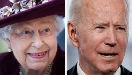 قصر باكينغهام: الملكة إليزابيث ستلتقي بالرئيس الأمريكي جو بايدن على هامش قمة مجموعة السبع