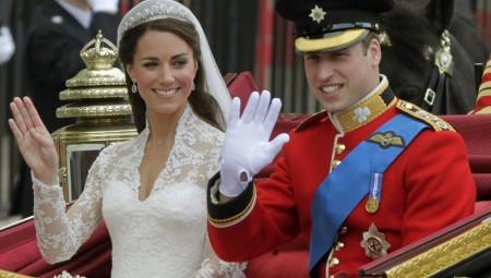العائلة الملكية.. وليام وكايت يحتفلان بذكرى زواجهما العاشرة