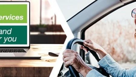 هيئة ترخيص السائقين في بريطانيا: لدينا آلاف الطلبات العالقة بسبب كورونا.. وننصح  بالتجديد الإلكتروني