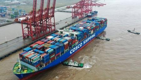 الصين  تغلق موانئ رئيسية بسبب كورونا.. ومخاوف من نقص الإمدادات العالمية
