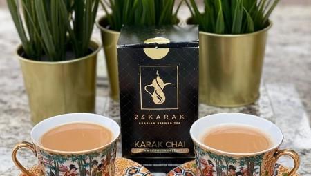 كرك 24: محل ينقل إرث الشاي والقهوة العربية إلى لندن