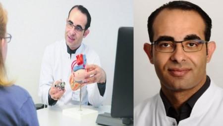 لأول مرة في ألمانيا.. بروفيسور فلسطيني ينجح في زراعة قلب صناعي