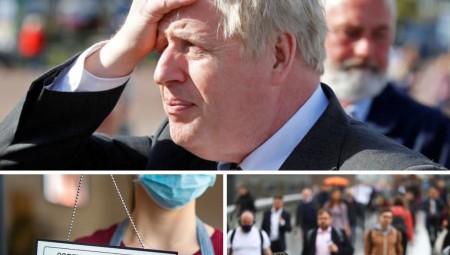 بريطانيا: جونسون يخطط لإعادة قيود كورونا في الشتاء.. والنواب يعارضون ذلك بشدة