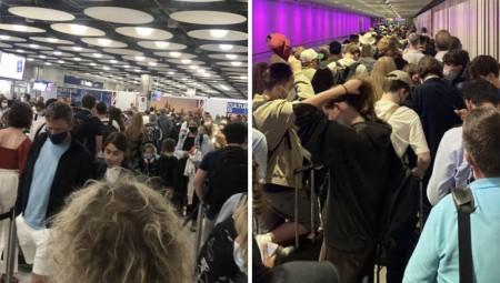 بريطانيا.. فوضى مطار هيثرو تدخل اليوم الثاني عشر وسط ارتباك بشأن قواعد كورونا