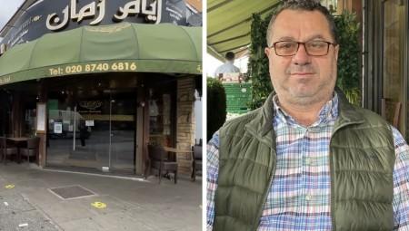 المطعم السوري أيام زمان تصميم دمشقي يرحل بك من لندن إلى قلب سوريا