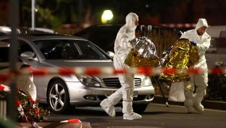 ألمانيا .. إصابة شخصين في هجوم بسكين بمدينة إرفورت