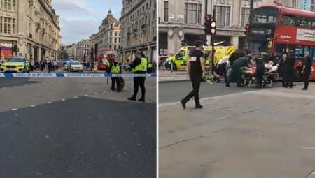 حادثة طعن وسط لندن والبحث جار عن دوافعه