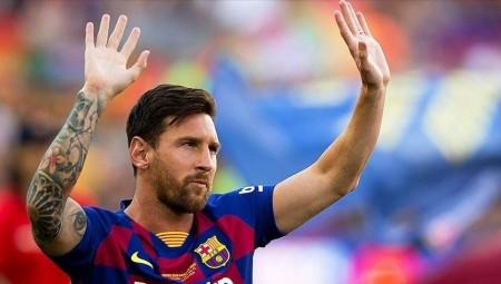 عاجل .. ليونيل ميسي لن يوقع عقدا جديدا مع برشلونة