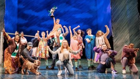 المسرح يولد مجددا في الهواء الطلق في مدينة شكسبير