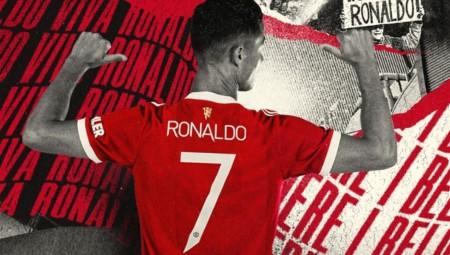 رونالدو يكشف سبب عودته إلى مانشستر يونايتد