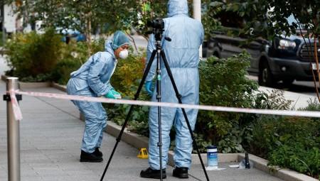 جريمة غامضة جنوب لندن
