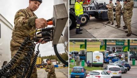 محادثات الحكومة البريطانية وقطاع الصناعة حول أسعار الغاز لم تفض إلى حل