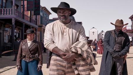 فيلم وسترن كل ممثليه من السود افتتح مهرجان لندن السينمائي