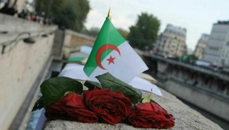 ماكرون يشجب جرائم لا مبرر لها بحق الجزائريين