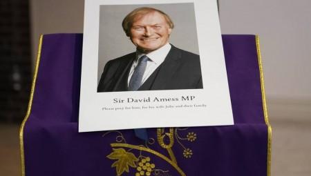 الشاب المتهم بقتل النائب البريطاني ديفيد أميس سيحاكم في آذار/مارس