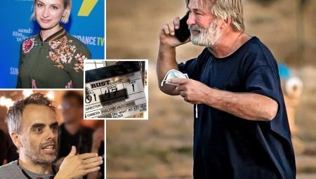 بالفيديو .. أليك بالدوين مفجوع إثر تسببه بمقتل مصورة خلال تصوير فيلم