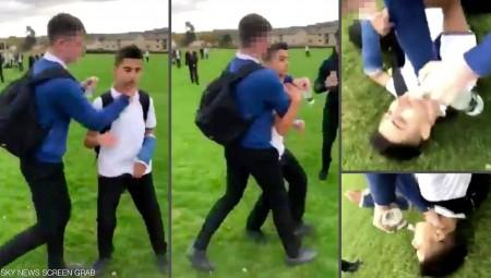 بريطانيا.. القضاء ينتصر لطفل سوري تعرض للتشهير