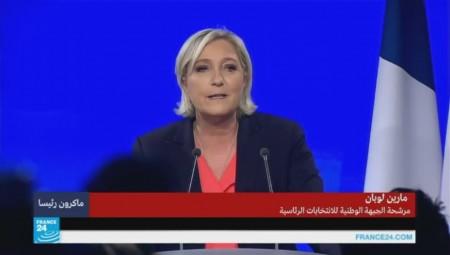 زعيمة اليمين المتطرف في فرنسا تخسر قضية بسبب رسوم كاريكاتورية