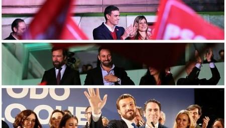 انتخابات إسبانيا.. الاشتراكي يتصدر واليمين المتطرف يفاجئ الجميع
