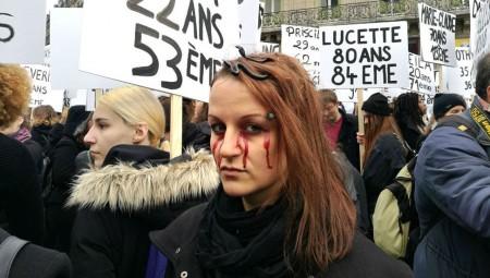 فرنسا.. أكثر من 100 سيدة قتلهن شريك مستهل 2019
