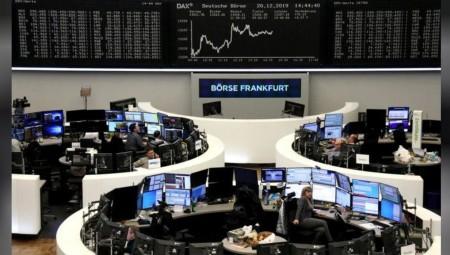 ارتفاع قياسي للأسهم الأوروبية بفضل التفاؤل حيال البريكست