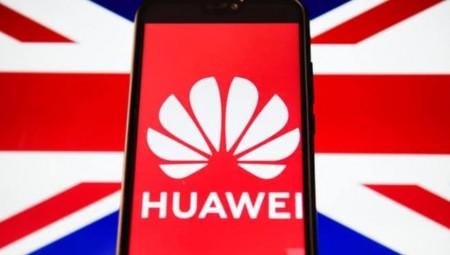 بريطانيا تعتمد جزئيا على هواوي في تطوير شبكات الجيل الخامس