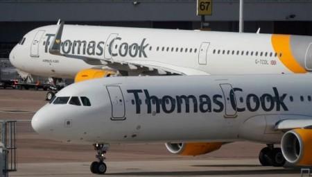 شركة  توماس كوك  البريطانية تعلن رسميا إفلاسها