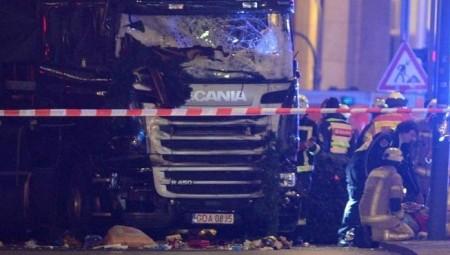ألمانيا.. إصدار مذكرة توقيف بحق منفذ حادث الشاحنة